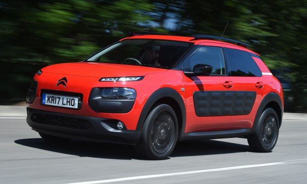 Citroën launches new C4 Cactus