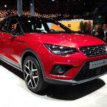SEAT Arona Awarded Euro NCAP 5 Star Rating
