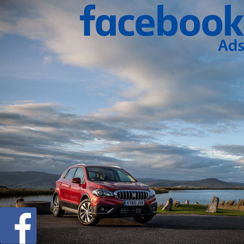 Match your customer data with Facebook users & promote the Suzuki S-cross offer to your customer database on Facebook.