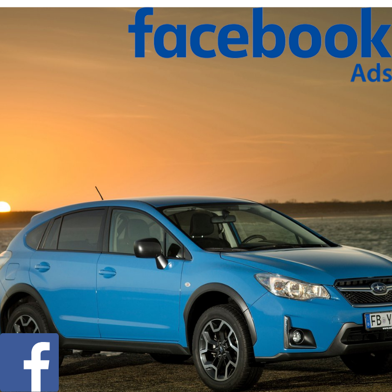 Match your customer data with Facebook users & promote the Subaru xv offer to your customer database on Facebook.