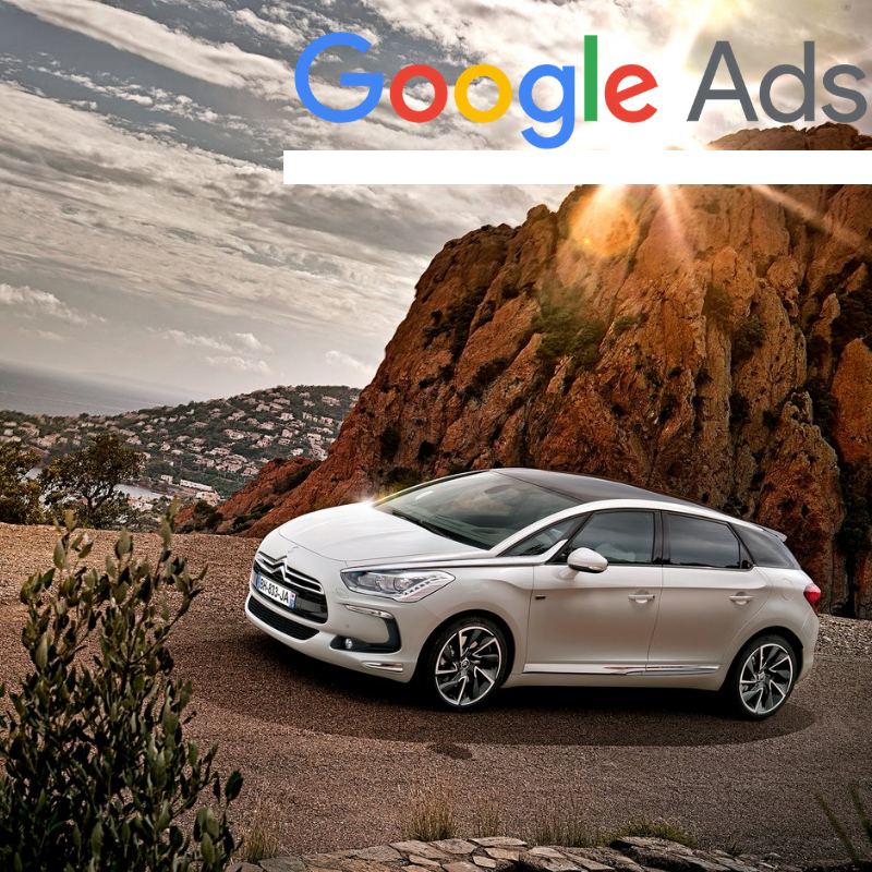 Buy a guaranteed fixed amount of  New Citroën DS5 local website visitors (people searching on Google)