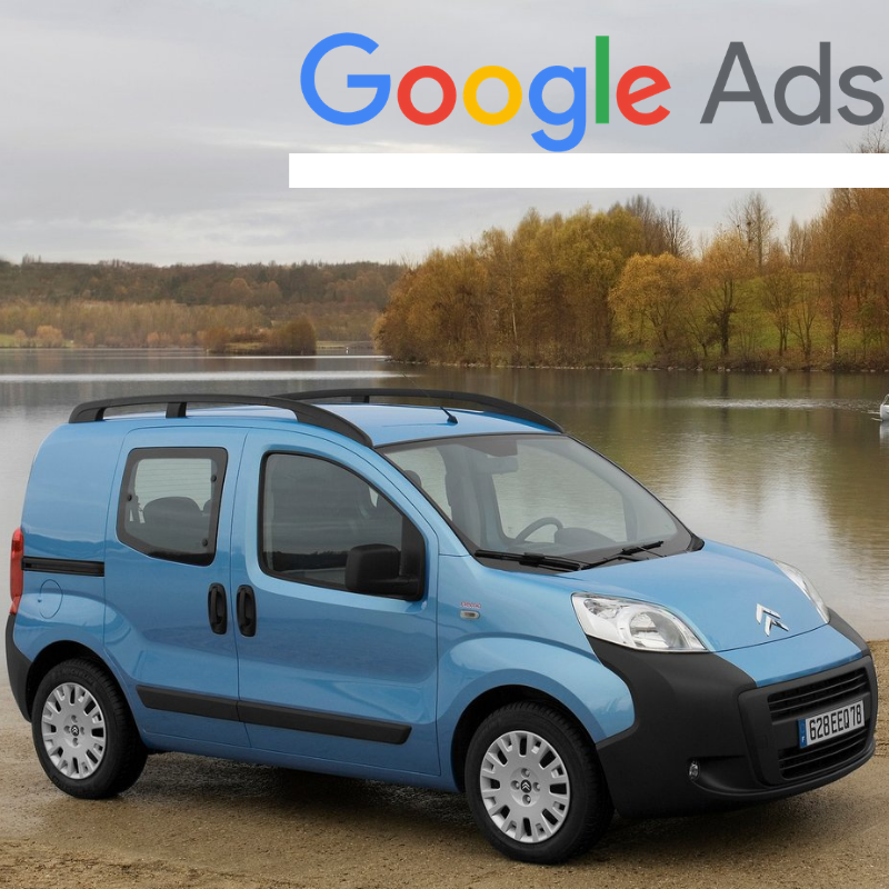 Buy a guaranteed fixed amount of  New Citroën Nemo Multispace local website visitors (people searching on Google)