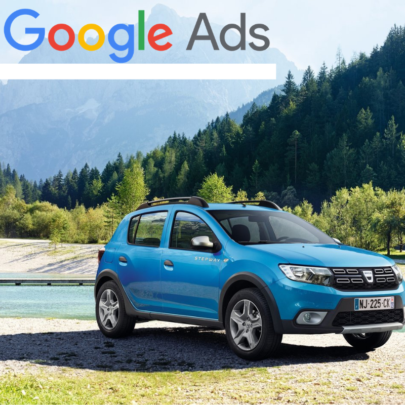 Buy a guaranteed fixed amount of  New Dacia Sandero Stepway local website visitors (people searching on Google)