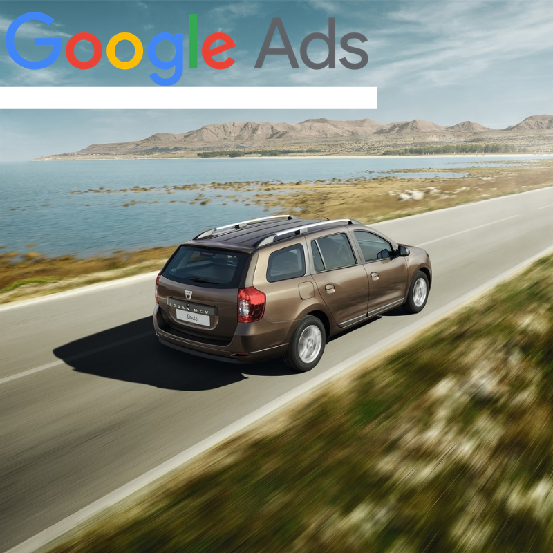 Buy a guaranteed fixed amount of  New Dacia Logan MCV Estate local website visitors (people searching on Google)