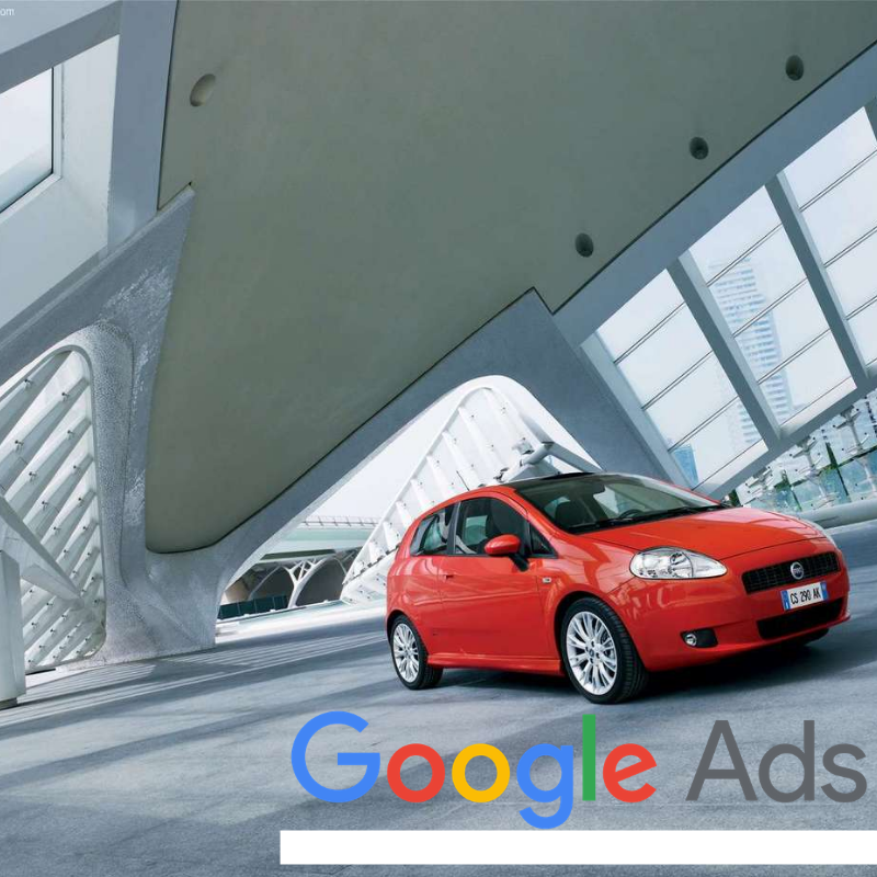 Buy a guaranteed fixed amount of  New Fiat Grande Punto local website visitors (people searching on Google)