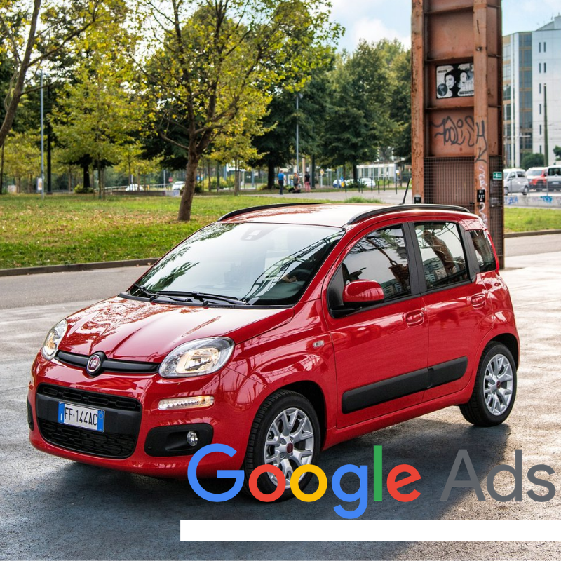 Buy a guaranteed fixed amount of  New Fiat Panda local website visitors (people searching on Google)