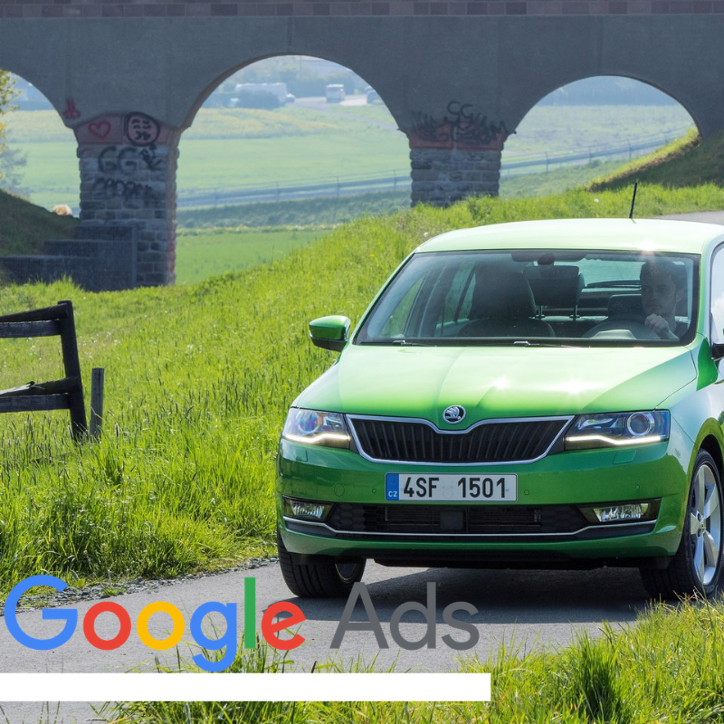Buy a guaranteed fixed amount of  New Skoda Rapid local website visitors (people searching on Google)