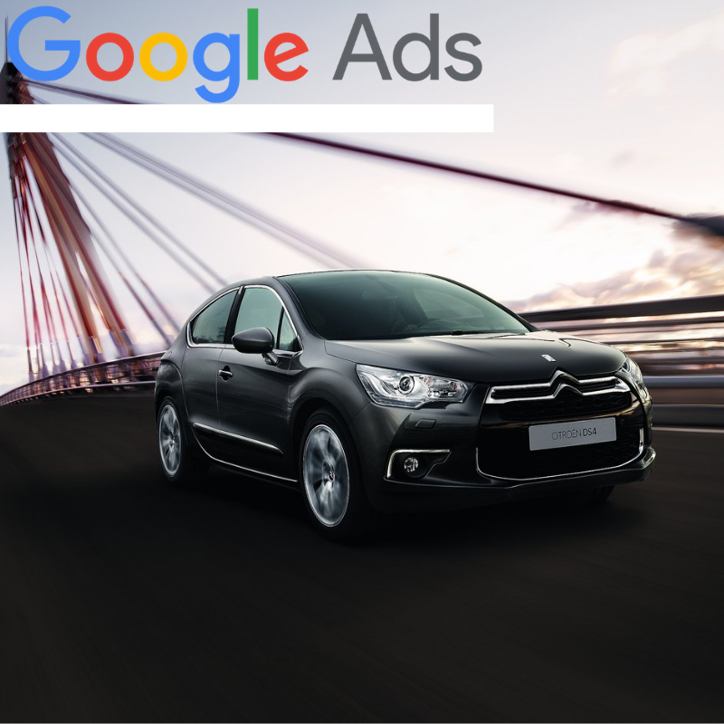 Buy a guaranteed fixed amount of  New Citroën DS4 local website visitors (people searching on Google)