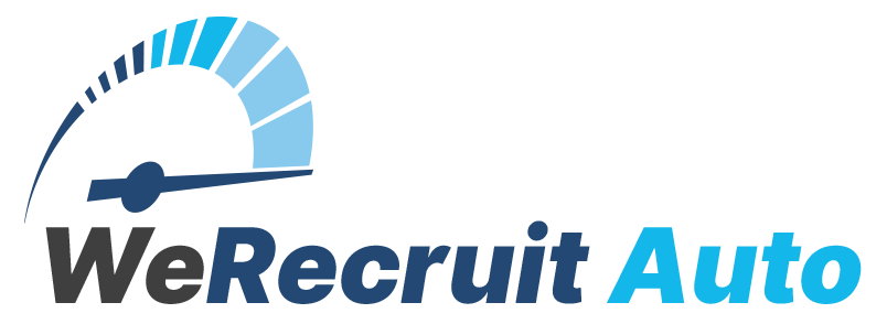 WeRecruit Auto