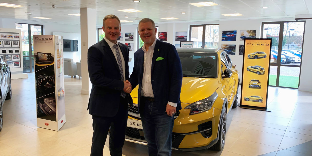 RAPID RTC and Kia Motors (UK) Limited announce an exciting new partnership