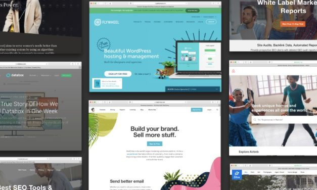 Create great website experiences for the soul – not for the algo.
